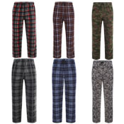 Men's Fleece Loungewear Pants