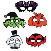 Spooky Halloween Eye Mask