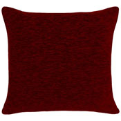 Cushion Cover Chenille Red