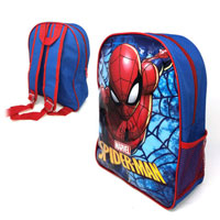 Official Spiderman Web 31cm Junior Backpack