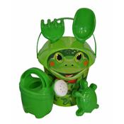 Character Bucket Set Frog