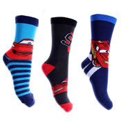 Boys Disney Cars Character Socks