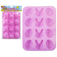Easter Time Silicone Moulds