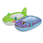 Inflatable Childs Animal Design Boat