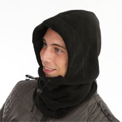 Adult Fleece Snoods with Toggle Adjuster