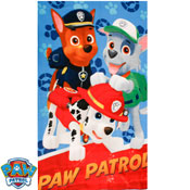 Paw Patrol Fleece Blankets Boys