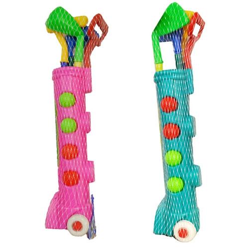 10 Piece Golf Trolley Set