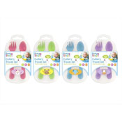 First Steps Cutlery Travel Set