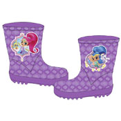 Childrens Shimmer & Shine Wellies