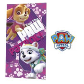 Call The Paw Patrol Beach Towel