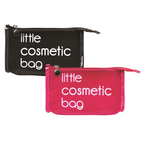 Zipped Little Cosmetic Bag