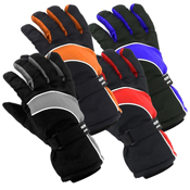 Men's Thermal Insulation Ski Gloves