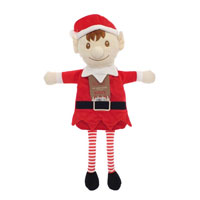 Novelty Elf Hot Water Bottles