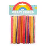 Kids Wooden Lolly Craft Sticks