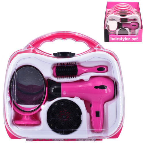 My First Hair Dryer Set In Carry Case