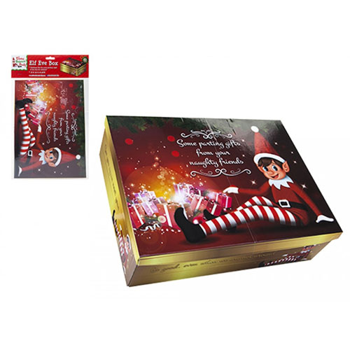 Christmas Eve Elf Box Small