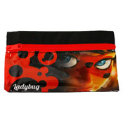 Miraculous Flat Pencil Case