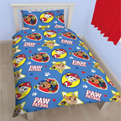 Paw Patrol Pawsome Work Single Duvet Set