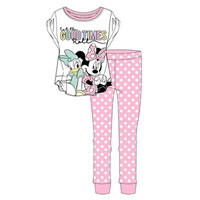 Ladies Official Minnie Mouse Good Times Pyjamas
