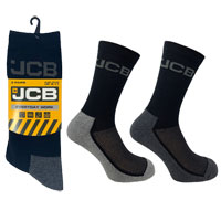 JCB 3 Pack Mens Everyday Work Sock