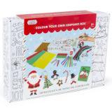 Colour And Keep Christmas Craft Box