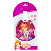 Disney Sofia Foldable Canteen Drinks Bottle