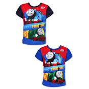 Thomas & Friends Short Sleeve Printed T-Shirt