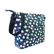 Daisy Crossbody Bag Navy Blue
