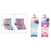 Girls Fancy Ankle Socks