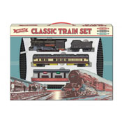 Classic Retro Train Set Large Toy