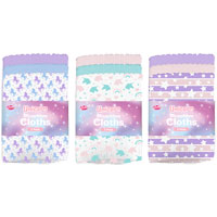 Unicorn Microfibre Cloths 3 Pack