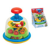Spinning Popping Pals Toy