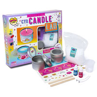Create Your Own Candle Science Lab