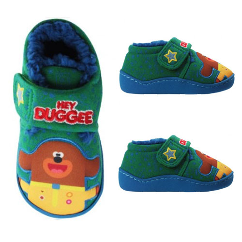 Official Hey Duggee Hugs Slippers