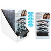 OptiSpex 3 Designer Reading Glasses With Durable Case