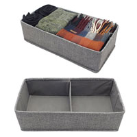 2 Section Drawer Dividers