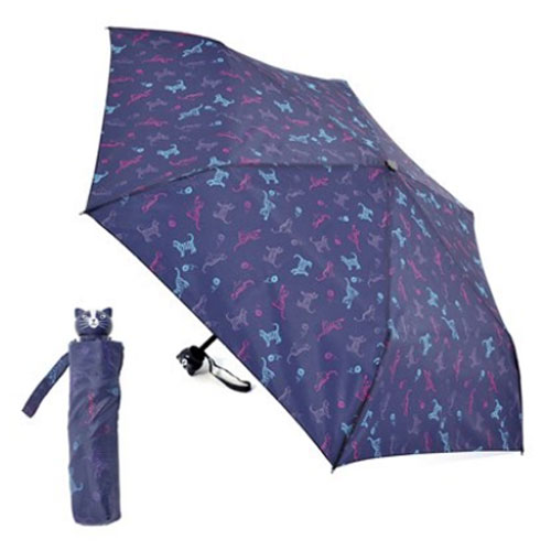 Printed Cats Supermini Umbrella