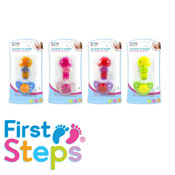 Baby Soother & Holder with Orthodontic Silicone Teat