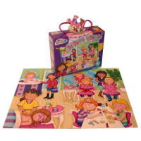 Beauty Salon Puzzle 45 Pieces