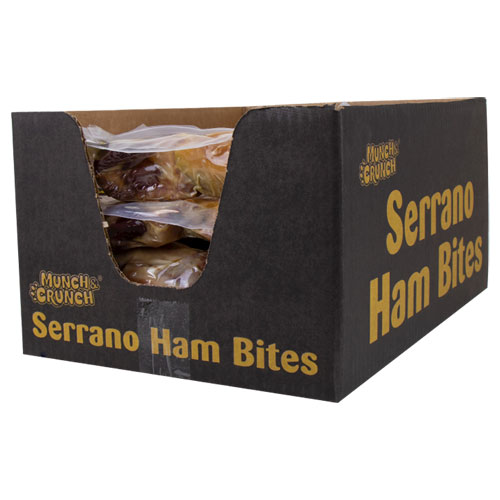 Serrano Ham Bites Dog Treats