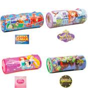Character Pencil Cases Barrel Bulk Buy Option 2