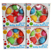 Baby Ball Set 6 Pieces