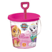 Pink Paw Patrol Skye Everest With Bucket & Spade