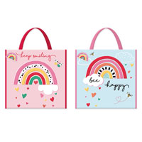 Shopping Bag Rainbow