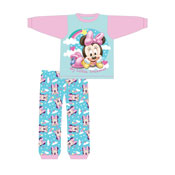 Baby Girls Minnie Mouse Dreamer Snuggle Fit PJs