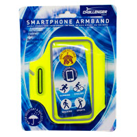 Armband for Smartphones Yellow