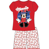 Older Girls Minnie Mouse Shortie Pyjamas