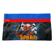 Ultimate Spiderman Flat Pencil Case