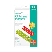 Childrens Plasters Animal Print