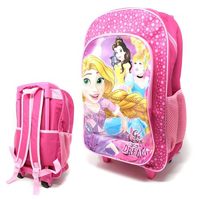 Official Large Deluxe Disney Princess Trolley Backpack